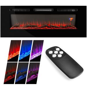 Best Choice Products Electric Fireplace Heater
