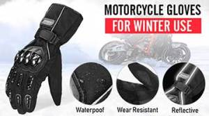 9 Best Outdoor Motorcycle Gloves of 2020 – Classic and All Seasons