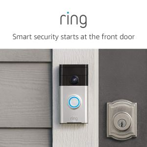 Ring Video Doorbell with HD Video