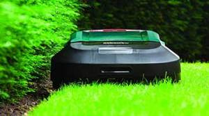 The Robomow RS630 Robotic Lawn Mower for Cutting The Grass