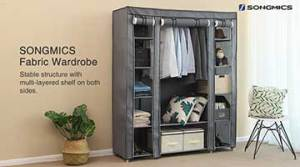 10 Best Portable Clothes Closets and Organizers of 2020