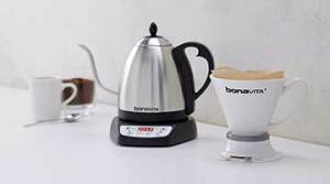 Bonavita BV382510V Stainless Steel Electric kettle