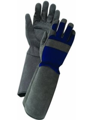 6. Magid Terra Collection Professional Rose Gardening Gloves