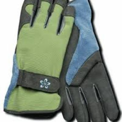 7. Magid Glove Terra Collection Deluxe Spandex Back Gardening Gloves