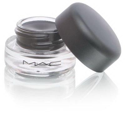 10. MAC Fluidline Eye Liner Gel Blacktrack