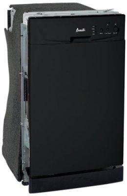 5. Avanti Model DWE1801B Built-In Dishwasher