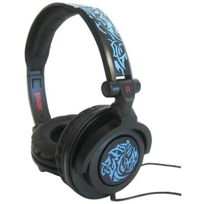 8. Maxell AMP-B Amplified Heavy Bass Headphone