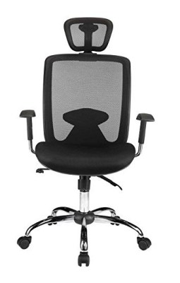6. Merax® Executive High Back Multifunction Office Chair