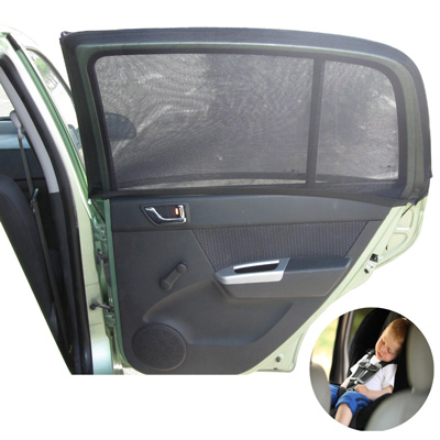 universal car sun shades cover for rear side window provides maximum uv protection