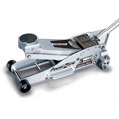 1. Powerzone 380044 Aluminum and Steel Garage Jack
