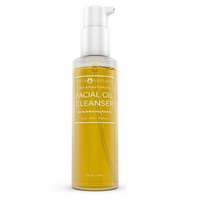 2. InstaNatural Facial Oil Cleanser
