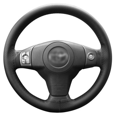 2. Lemonbest Universal Car Steering Wheel Cover