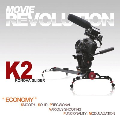 5. Konova Camera Slider Dolly K2