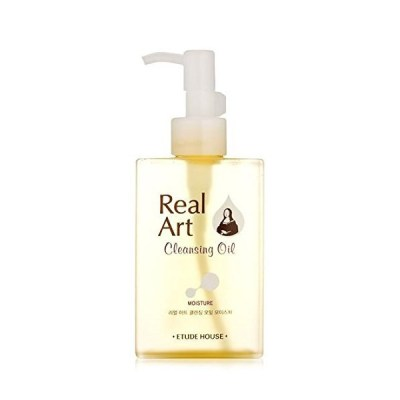 6. Etude House Real Art Cleansing Oil