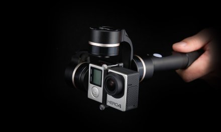 Top 10 Best Stabilizers for GoPro of 2016