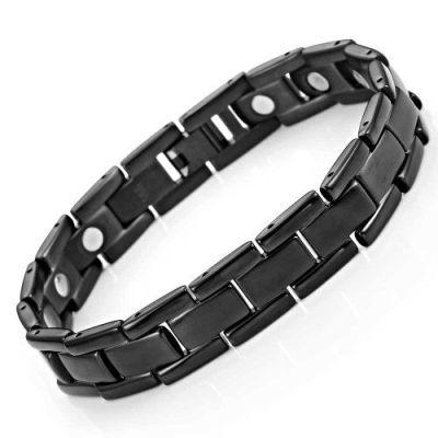 10 Elegant Titanium Magnetic Therapy Bracelet