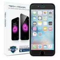 1. Tech Armor Premium Ballistic Glass for iPhone 6S Plus