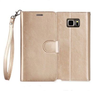 5. FYY Wallet Case Stand Cover for Samsung Galaxy Note 5