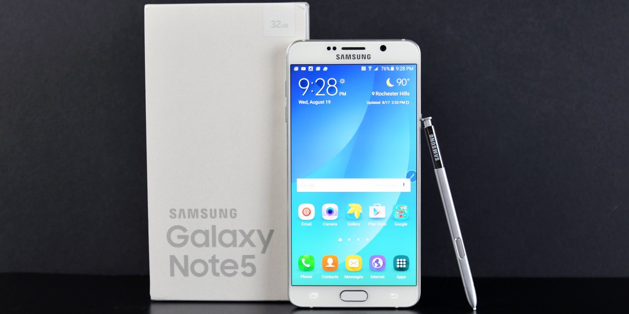 Top 10 Best Samsung Galaxy Note 5 Cases & Covers of 2017