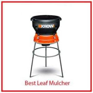 2) WYARD FORCE YF8000 YardForce Electric Leaf Mulcher