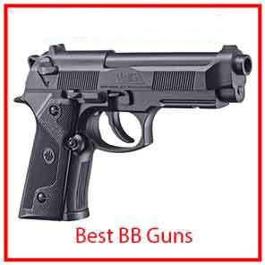 Beretta Ber Elite ll BB air Gun