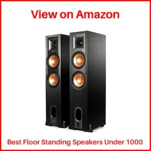 Klipsch-R-28PF-Floor-Standing-Speakers-Under-1000