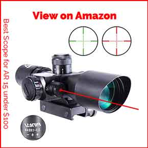 Tactical Scopes For AR-15