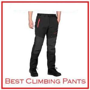 ZOEREA Men's Outdoor Climbing Pants