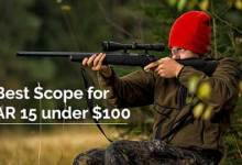 Photo of Best Scope For AR 15 Under $100 2020 Reviews/Buyers Guide