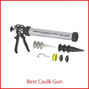 Albion Engineering B12S20 B-Line Caulk Gun