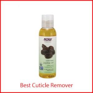 NOW Food Organic Jojoba Oil Cuticle Remover