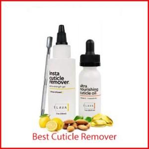 Elavae Gel Cuticle Remover