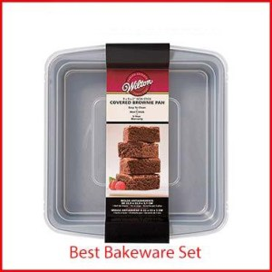 Wilton 2105-9199 Recipe Right Bakeware Set