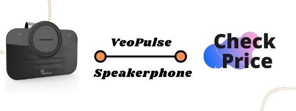 VeoPulse Bluetooth Speaker for Car