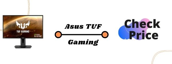 ASUS TUF GAMING MONITOR Best Gaming Monitors For PS5 2020