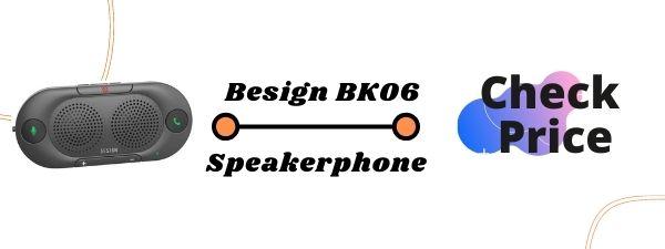 Besign BK06 Bluetooth Speaker for Car