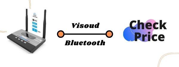 Visoud Long Range Bluetooth Transmitter for tv