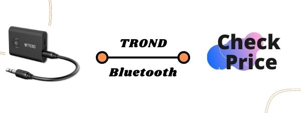 TROND Bluetooth Transmitter for tv