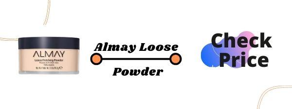 Almay Loose Finishing Powder