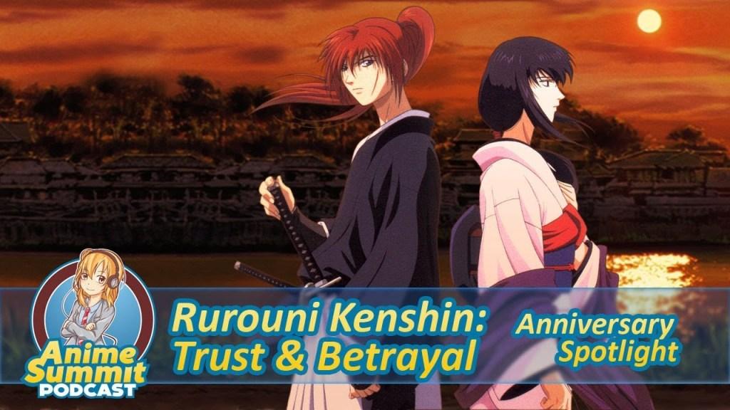 Kenshin Humora in Ruroni Kenshin Trust and Betrayal, 1999