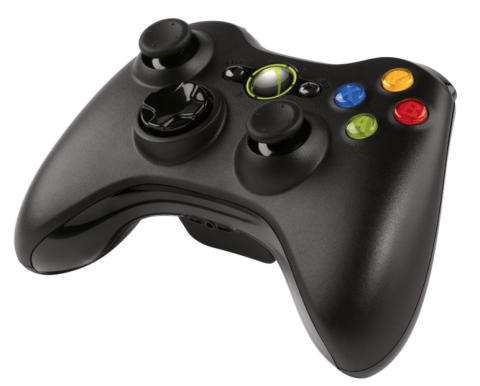 Xbox 360-Wireless-Controller
