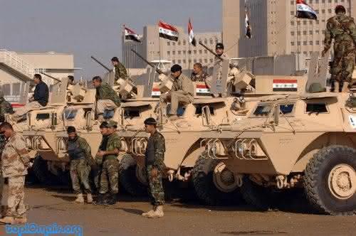 Iraque Top 10 exercitos mais poderosos do mundo