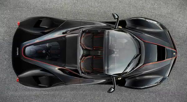 Ferrari LaFerrari Aperta 3 entre os carros mais caros do mundo