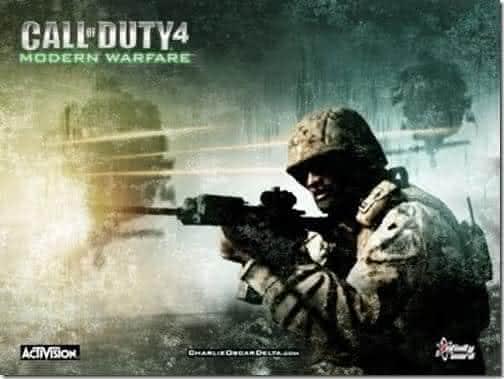 4 versao de Call-of-Duty