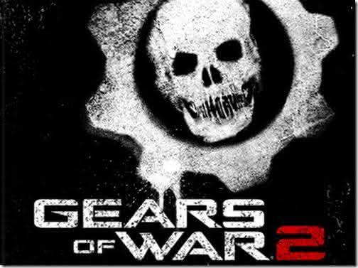 Gears of War 2 melhor game de 2012 xbox