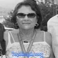 Lina Maria Aguiar herdou heranca de pai fundador do bradesco