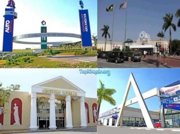 shopping aricanduva centro comercial leste