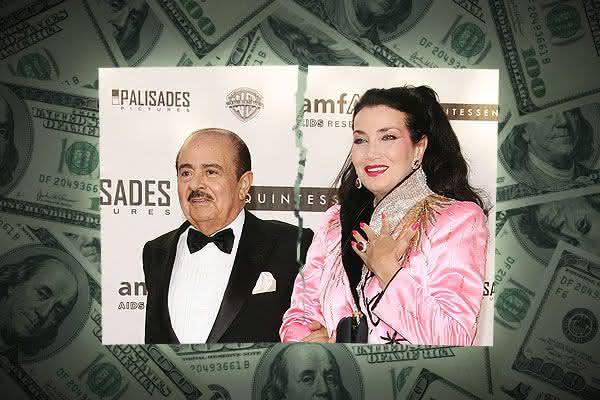 Adnan e Soraya Khashoggi