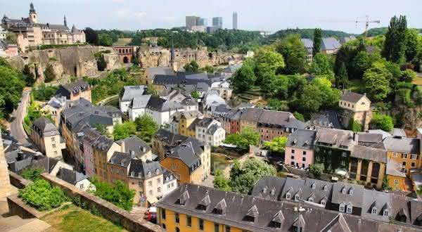 luxemburgo entre os países mais endividados do mundo