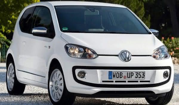 Volkswagen Up entrou para lista dos mais economicos